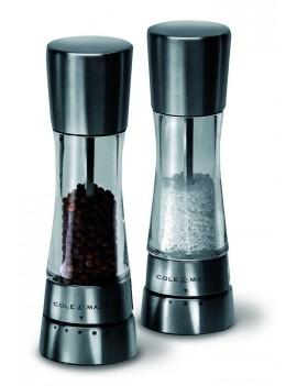 Cole & Mason DERWENT dárková sada, mlýnek na pepř a sůl, 190mm